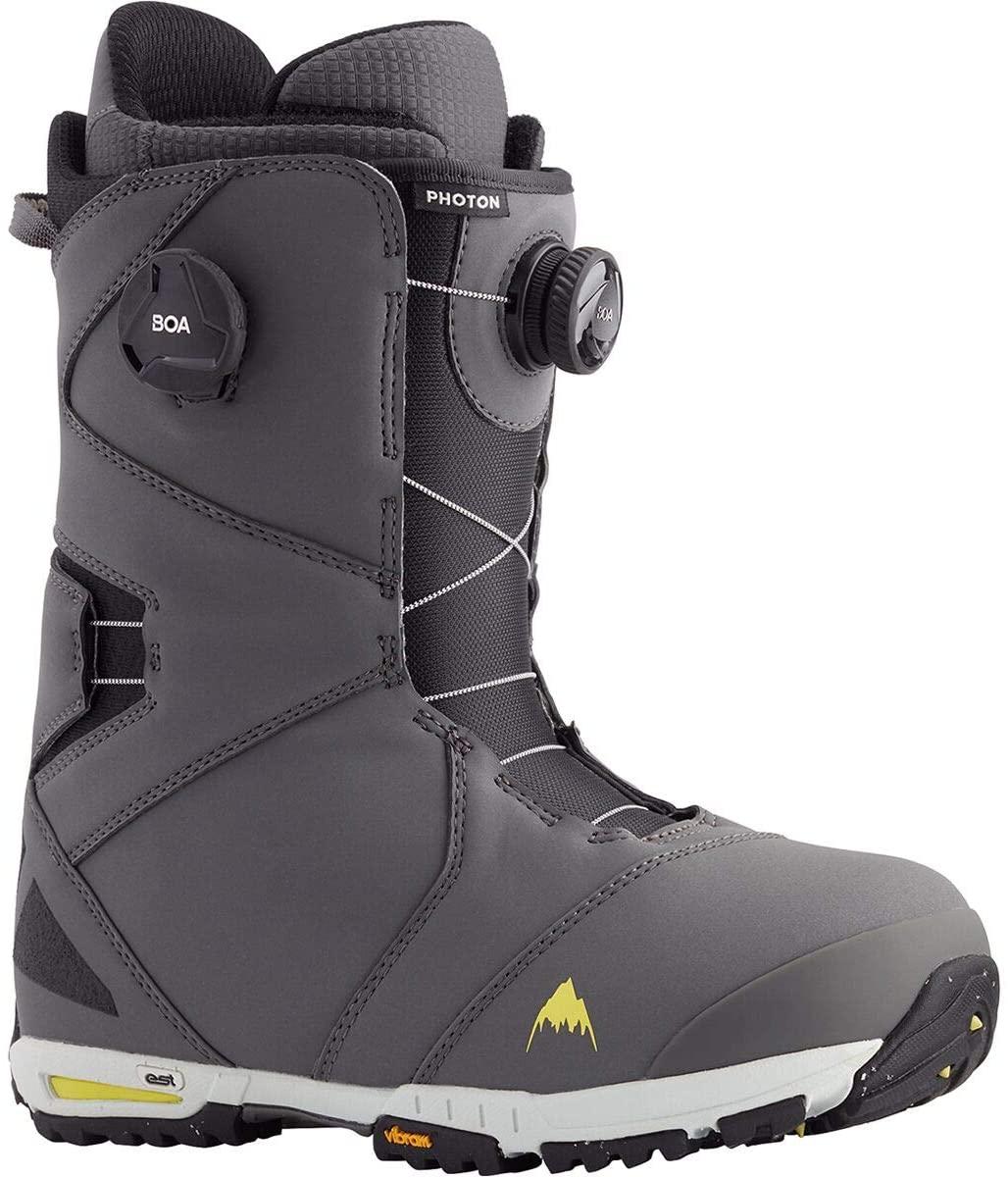 Burton Photon Boa Snowboard Boot - Men's Gray, 11.5