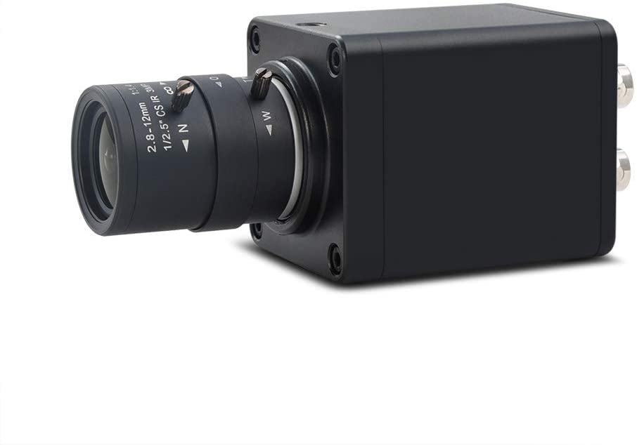 MOKOSE 3G / HD SDI Camera 1080@60/50/30/25P,1080@60/50i HD Digital CCTV Security Camera, 1/2.8 High Sensitivity Sensor CMOS with 2.8-12mm Manual Varifocal Wide-Angle HD Lens