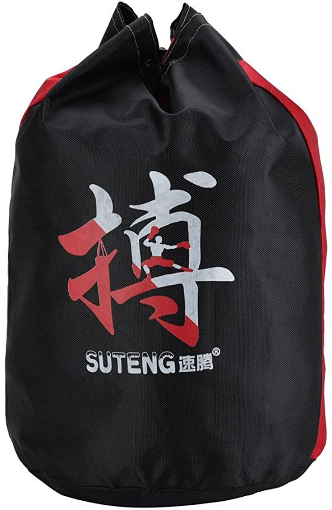 Vbestlife Taekwondo Backpack Martial Arts Equipment Bag,Unisex Gym Sports Rope Bag Protectors Storage Backpack for Karate Boxing Sanda