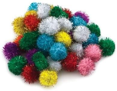 Barker Brands Inc. Mini Sparkle Ball Cat Toy 10 Pack
