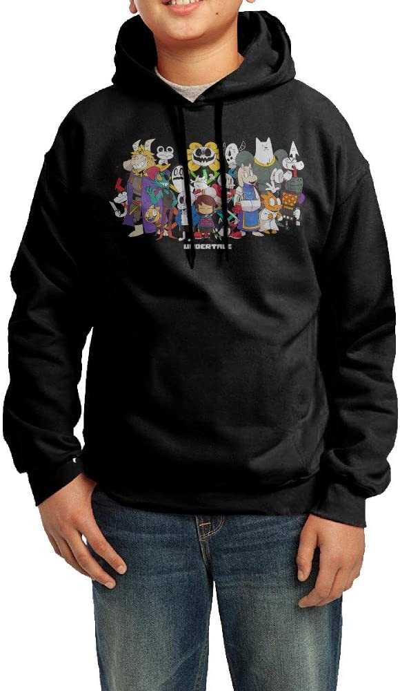 TuTuSwear Hoodie For Boys And Girls Youth Sweatshirt Undertale Family