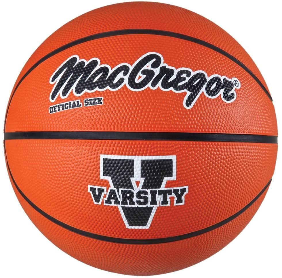 Regent MacGregor Official Size Basketball (Orange, Medium)