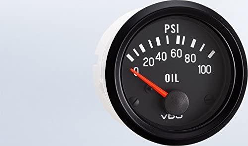 VDO 350-065 Oil Pressure 100 PSI - Cockpit