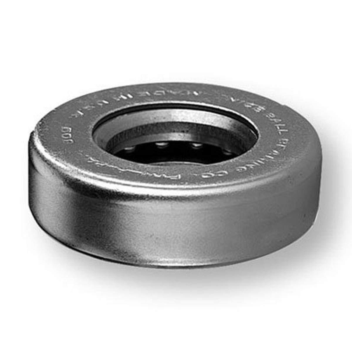 Nice Thrust Bearing 6031/4V Full Complement Of Balls, Case Hardened Carbon Steel, 0.5000