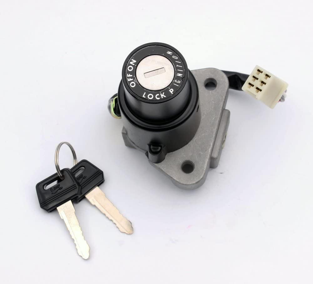 Emgo Ignition Switch 40-80644