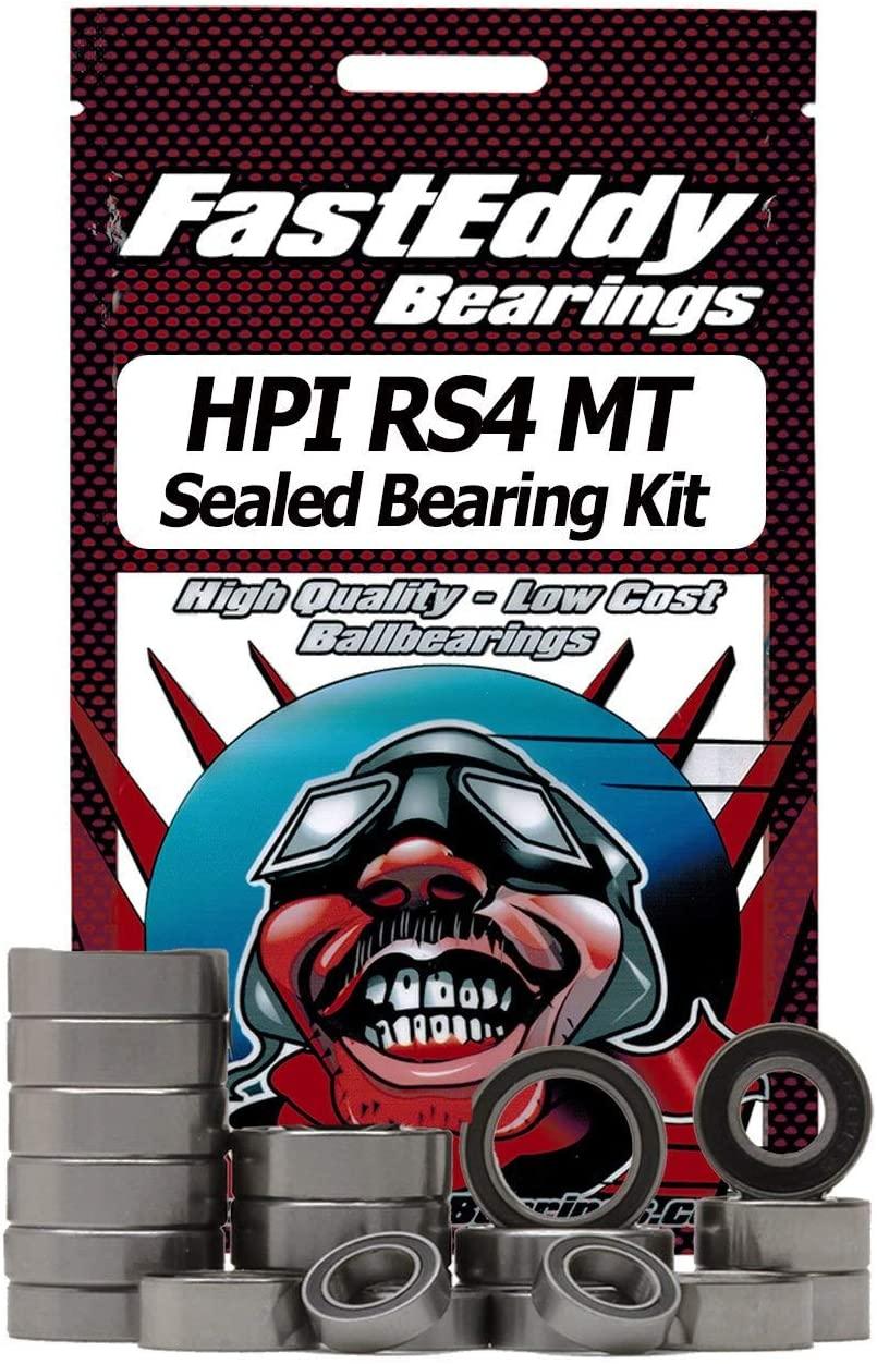 HPI RS4 MT Sealed Bearing Kit