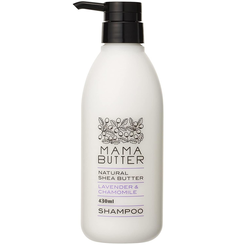 Mama Butter Natural Shea Butter Shampoo By for Women - 14.5 Ounce Shampoo, 14.5 Ounce