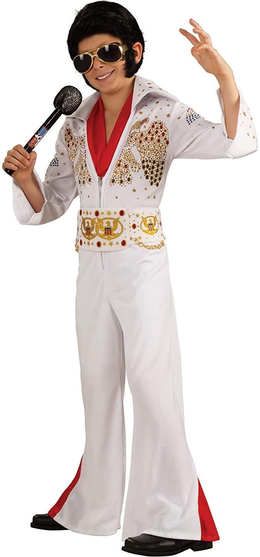 Elvis Deluxe Child Sm
