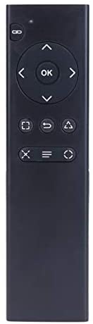 Calvas 2.4GHz Wireless Game Console Remote Controller Multimedia Remote Control for PlayStation 4 PS4 - (Color: Black)