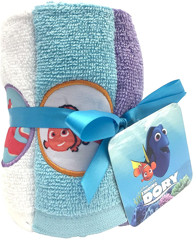 Disney Finding Dory Sun Rays 6 Piece Wash Cloth
