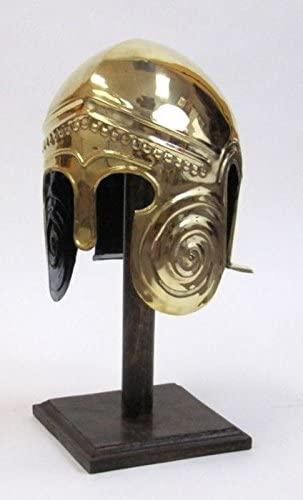 NauticalMart Brass Chalcidian Helmet