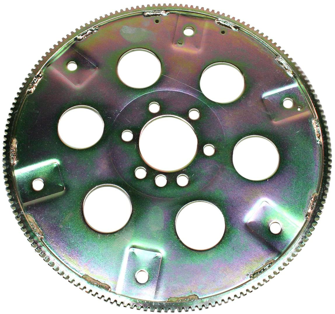 PRW (1849600) 168-Teeth Internal Balance SFI-Rated Chrome-Moly Steel Flexplate with 6-Bolt Convertor 4L80E/4L-85 for Chevy Vortec 8100