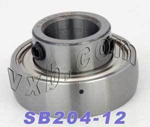 SB204-12 Bearing 3/4