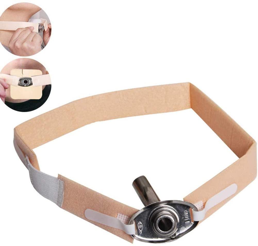 SHKY Tube Holder Tracheostomy Adult, Tracheostomy Collar/Tie for Adult & Child - Tracheostomy Fixed Device