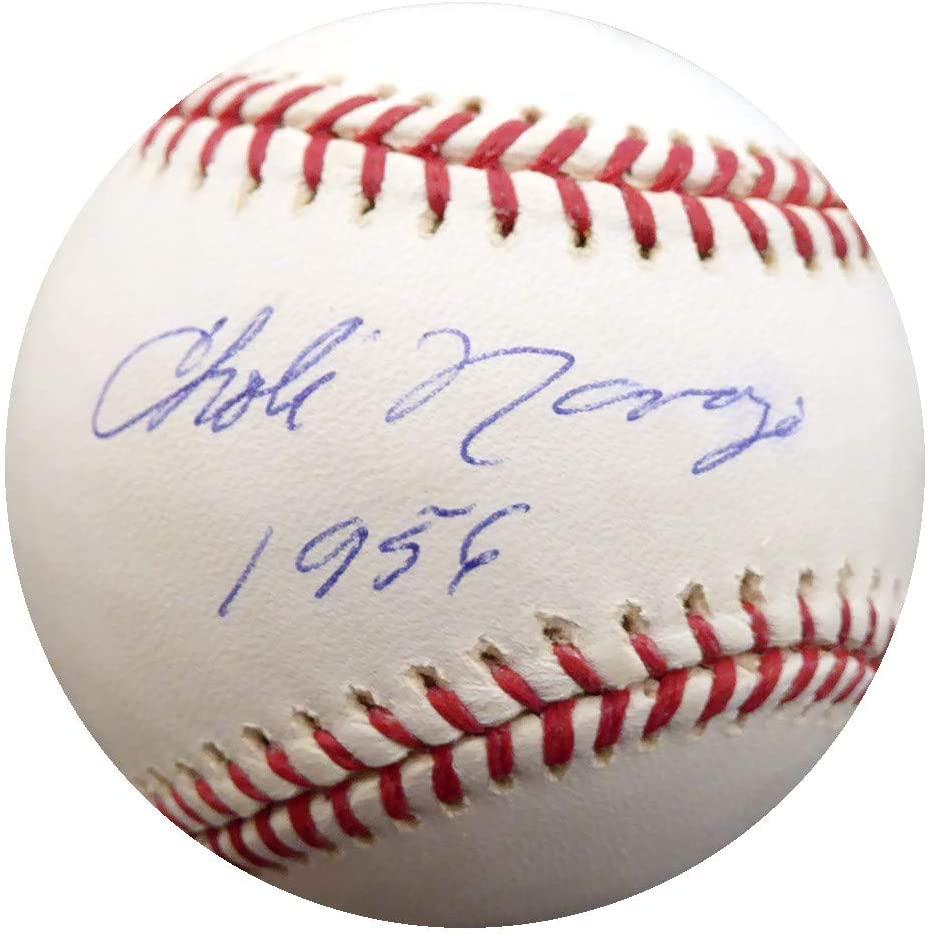Authentic Autographed Cholly Choli Naranjo Auto Major League Baseball Pittsburgh Pirates Washington Senators 1956 ~ Beckett