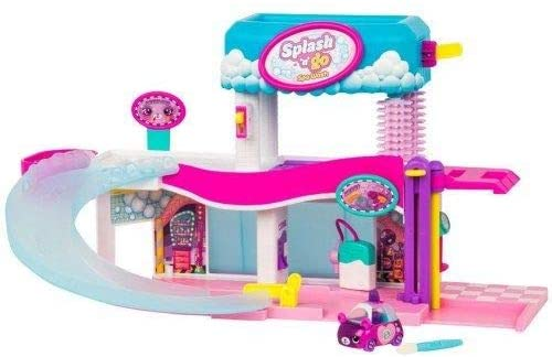 Cutie Color Change Cars Splash 'N' Go Spa Wash for Birthday Gift Girls and Children