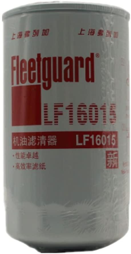 oil filter LF16015 fleetguard