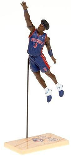 McFarlane's Sportspicks 2005 NBA Ben Wallace of the Detroit Pistons 2nd Edition 3 Inch Figure