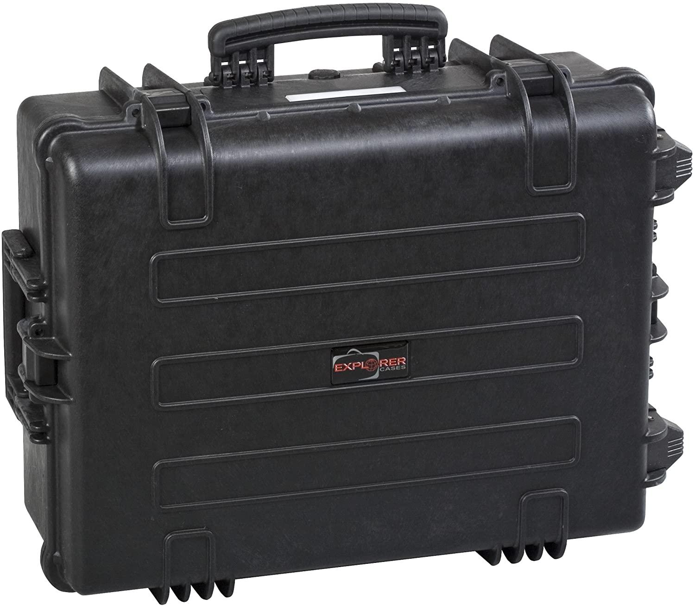 Explorer Cases 5823 B Explorer 5823 Case with Foam for Cameras or Similar Electronic Gear (Black)