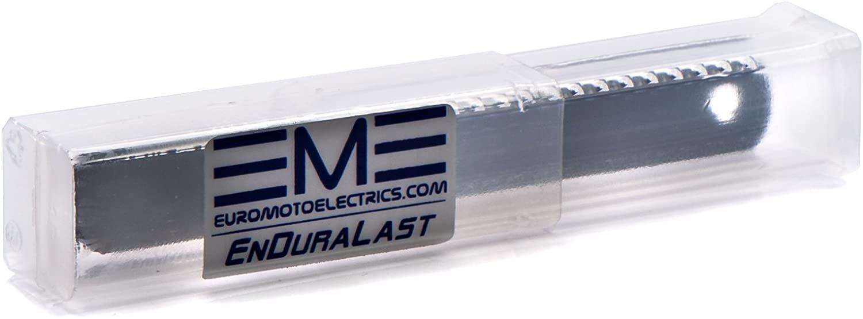 EnDuraLast Feeler Gauge Set 4 Valve Compatible with BMW Oilhead & Hexhead