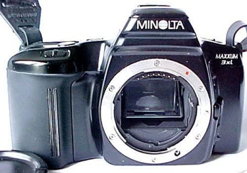 : Minolta Maxxum 3XI Body Camera