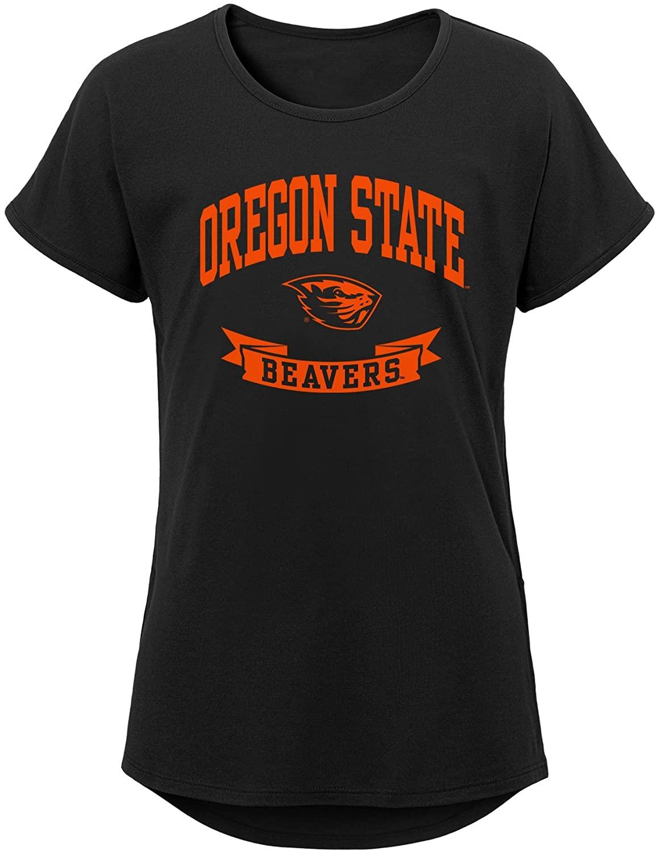 Outerstuff NCAA Girls Short Sleeve Dolman Tee