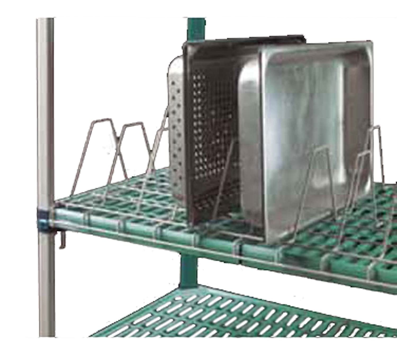 Metro MTR2448XEA Metro MTR2448XEA Drying Rack for 48Wx24D Shelf - 3 Slot Spacing