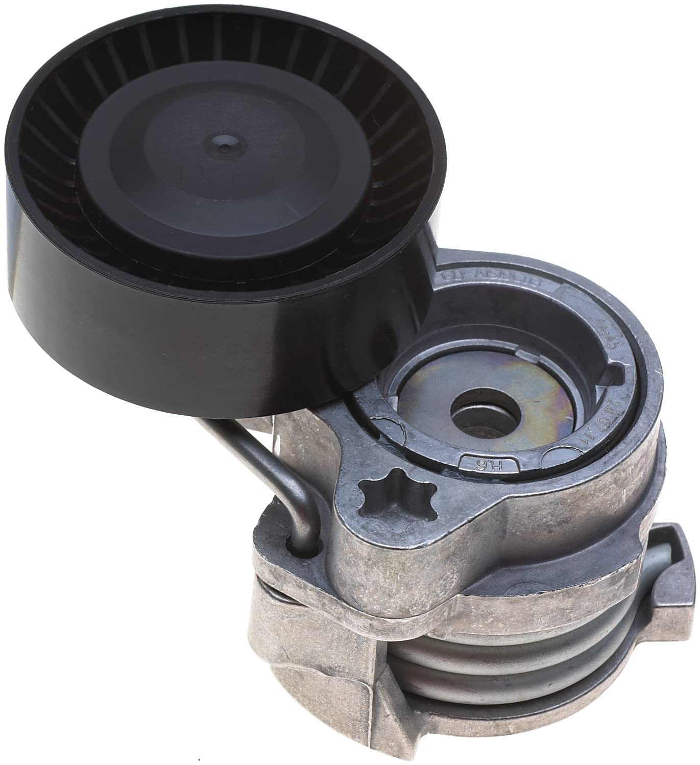 ACDelco 39148 Professional Automatic Belt Tensioner and Pulley Assembly