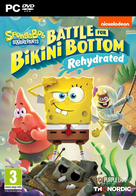Spongebob Squarepants: Battle for Bikini Bottom - Rehydrated - PC Standard Edition