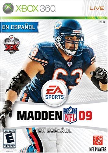 Madden NFL 09 en Espanol - Xbox 360 (Spanish)