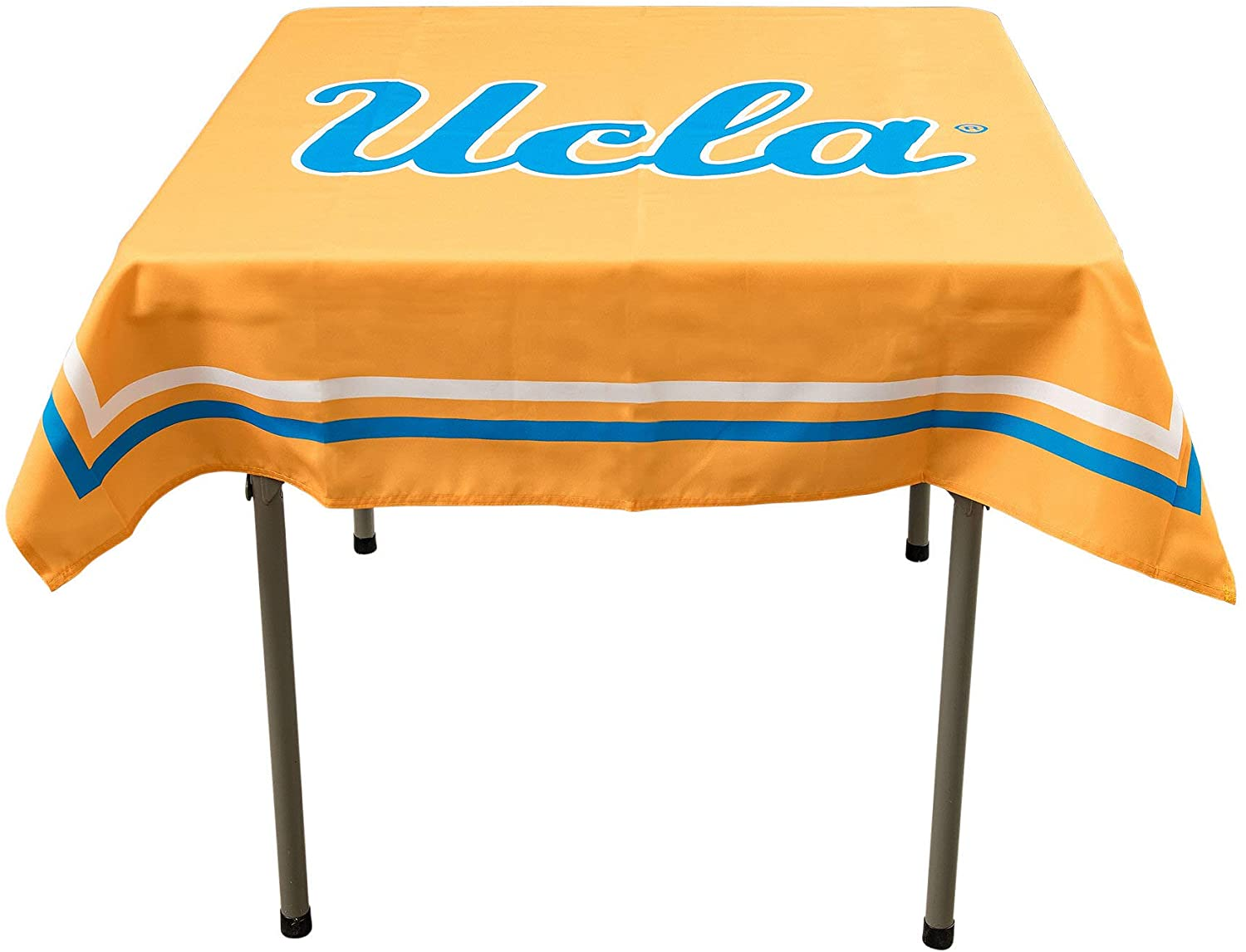 College Flags & Banners Co. UCLA Bruins Logo Tablecloth or Table Overlay