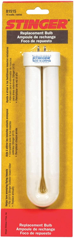 Stinger B1515-4 15 Watt Bug Killer Replacement Bulb