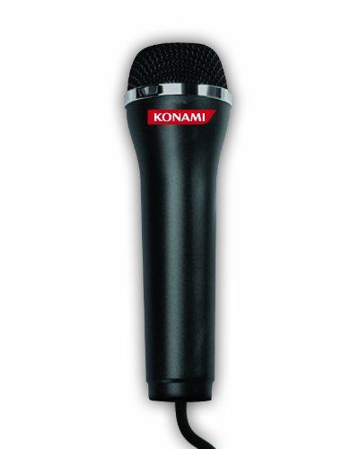 Konami Logitech Microphone - Nintendo Wii