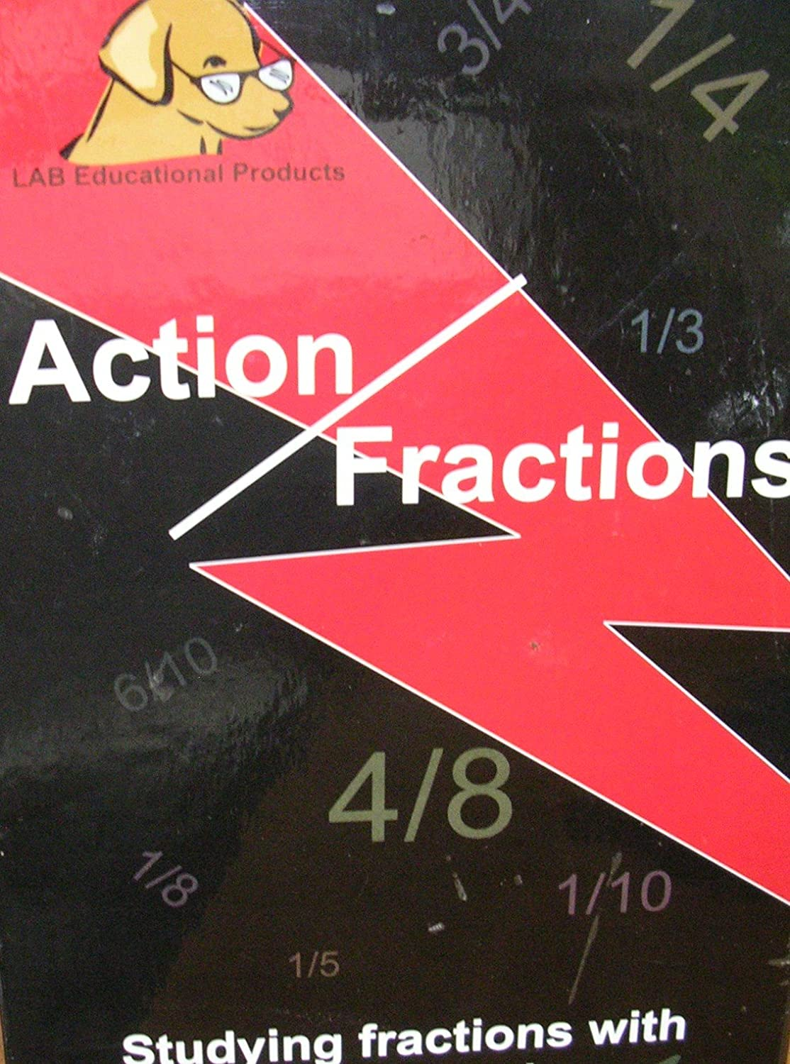 Action/Fractions (Studying fractions with hands on experience) Grades 3 - 8