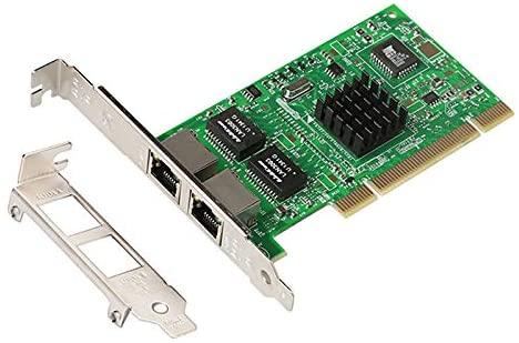 DIEWU Official RTL8111E 10/100/1000Mbps PCI-E Gigabit Ethernet LAN Network Card for PCIE Gigabit Ethernet Network Adapter Card