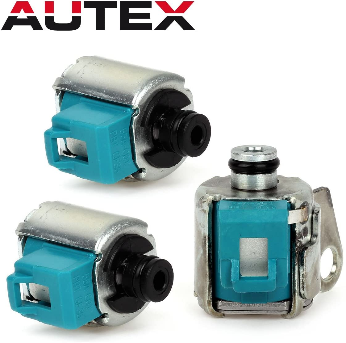 AUTEX A340E A340F AW4 Shift TCC Lock Up Solenoid Set