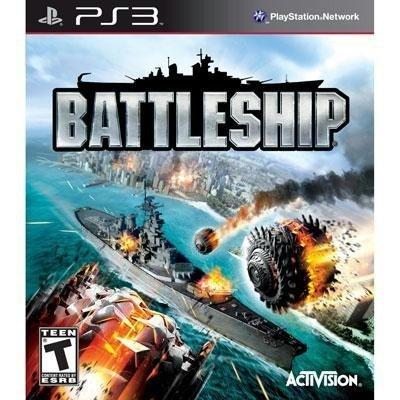 Battleship Sony Playstation 3 PS3