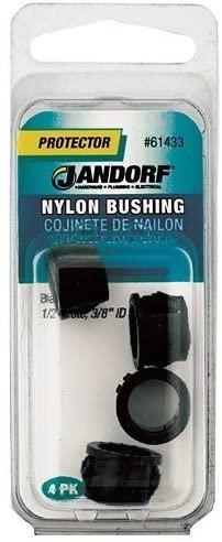 Jandorf Specialty Hardw Bushing Nylon 1/2X3/8 61433