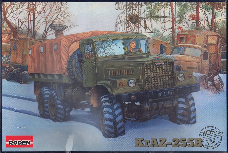 Roden 805Model Kit Kraz 255B