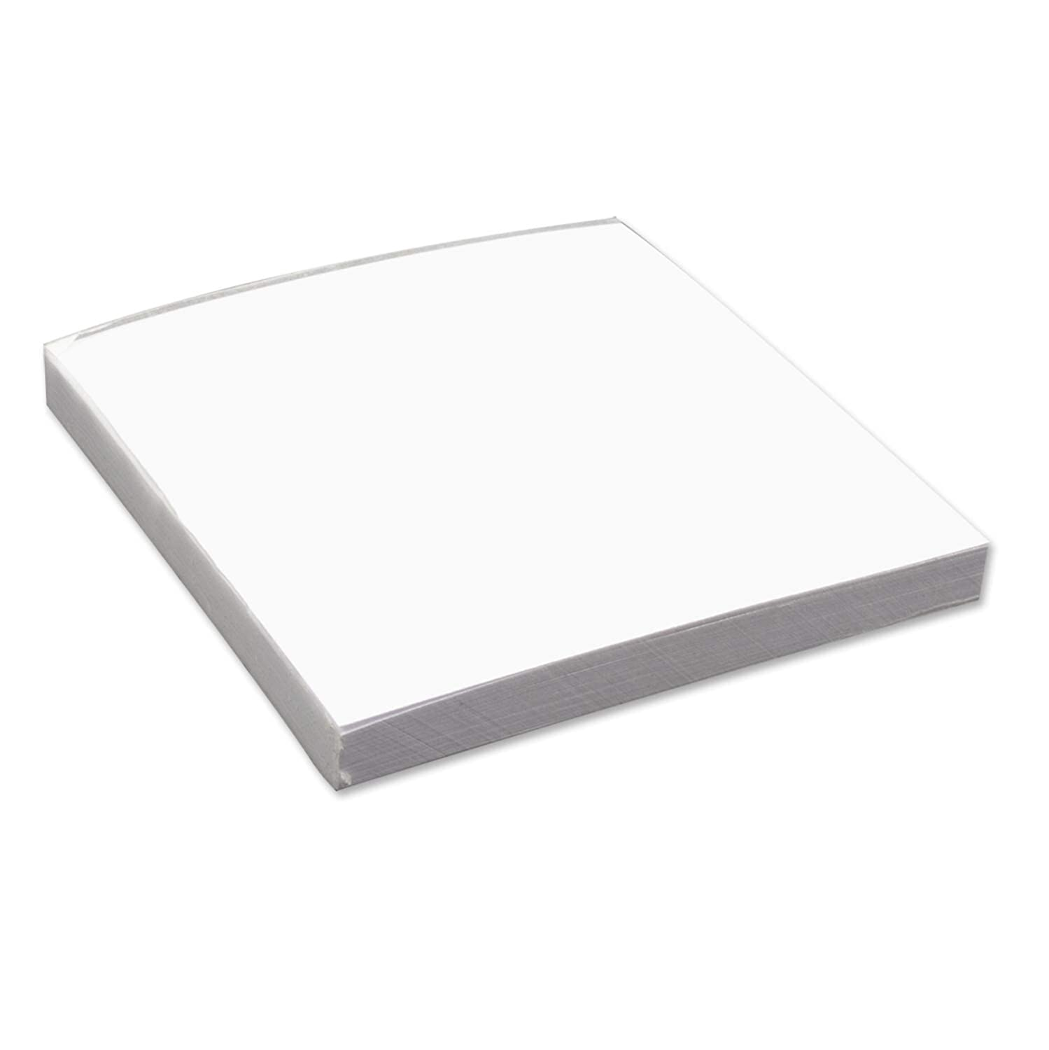 Dynarex 4473 Poly Mixing Pad with Foam Back, Poly 2 Sides, 3