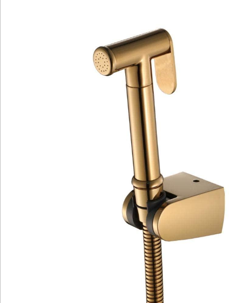 makeyong Golden round spray gun toilet cleaning toilet cleaning flushing bidet spray gun