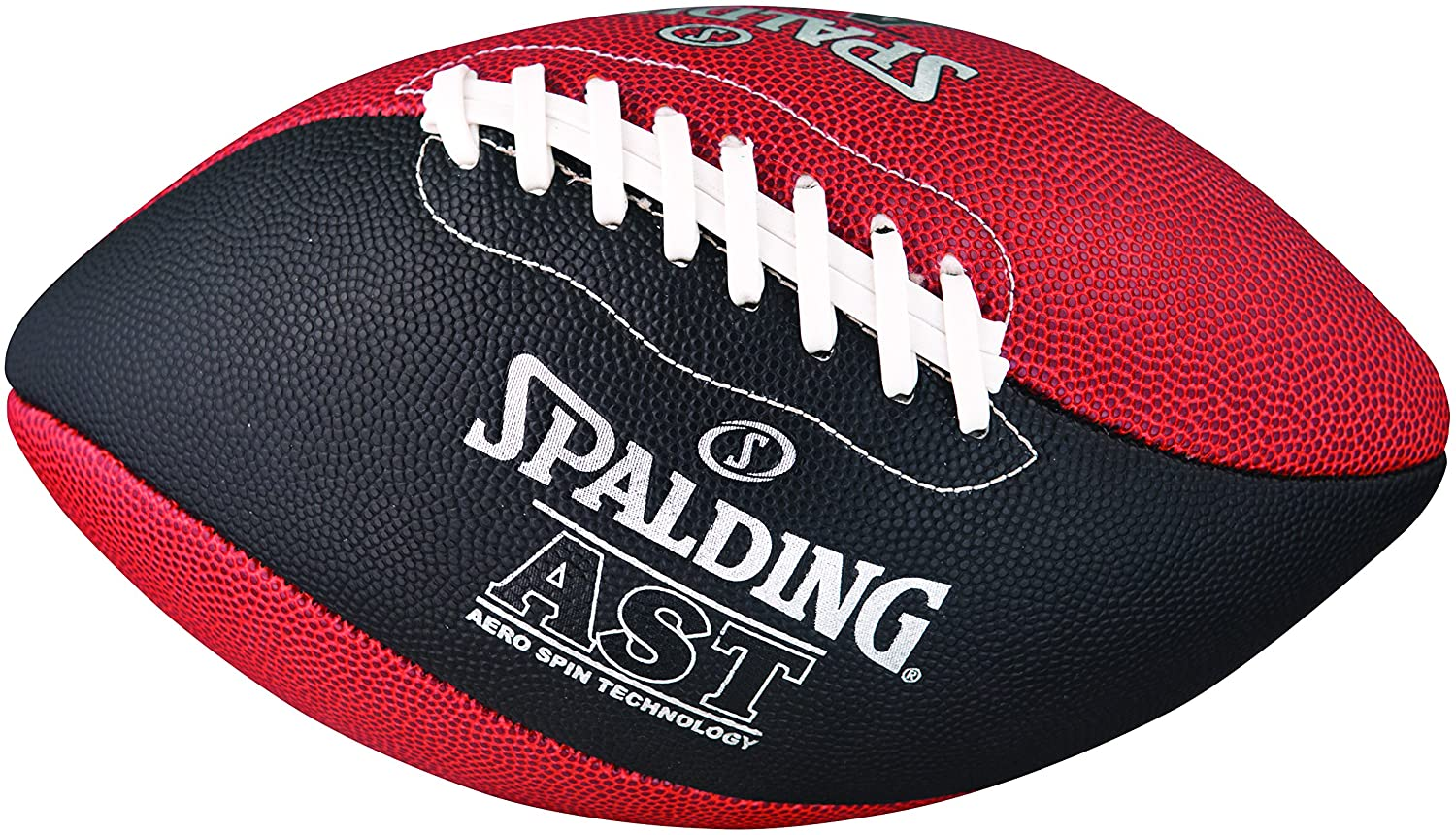 Spalding AST Football, Black/Brown, Full Size