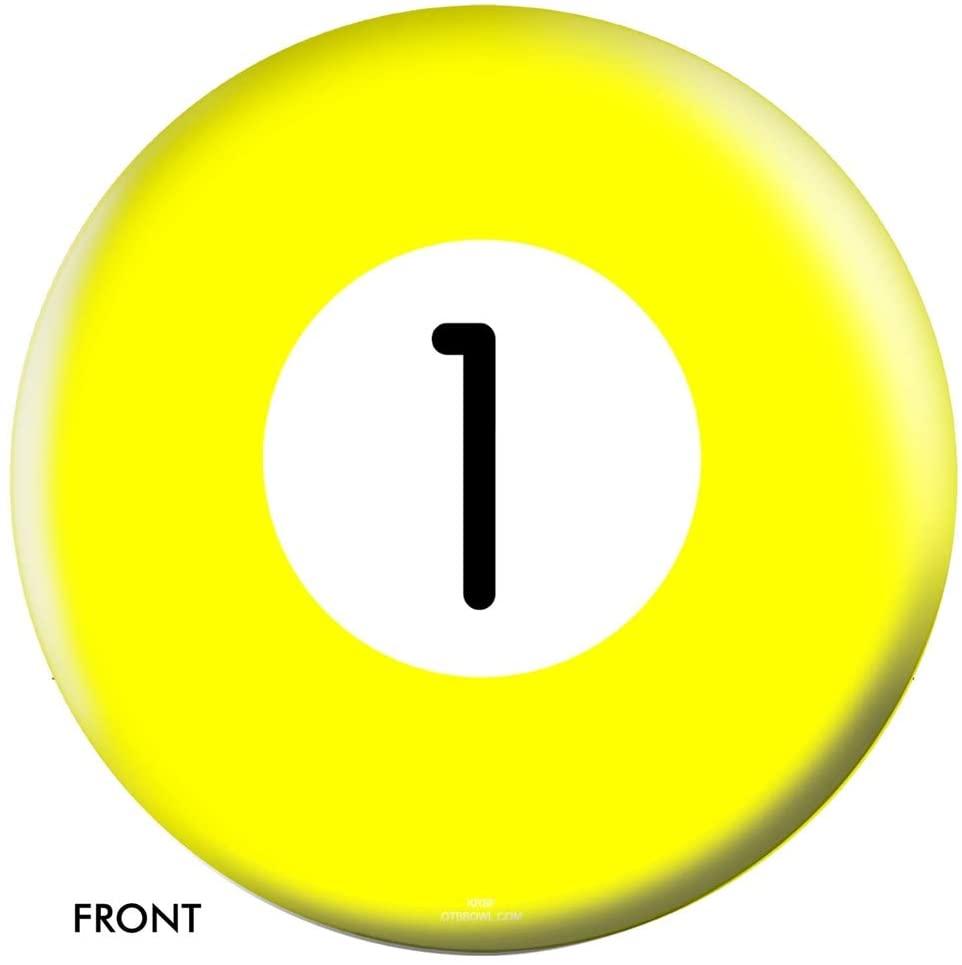 OTB Billiard Bowling Ball- 1 Ball 6lbs