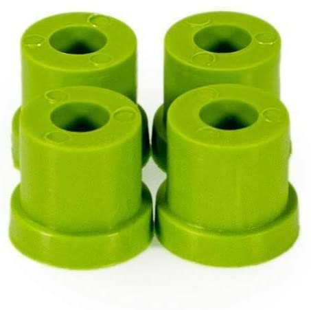 Booger Racing Polyurethane Shifter Bushings Green for 2003-05 Dodge Neon SRT-4