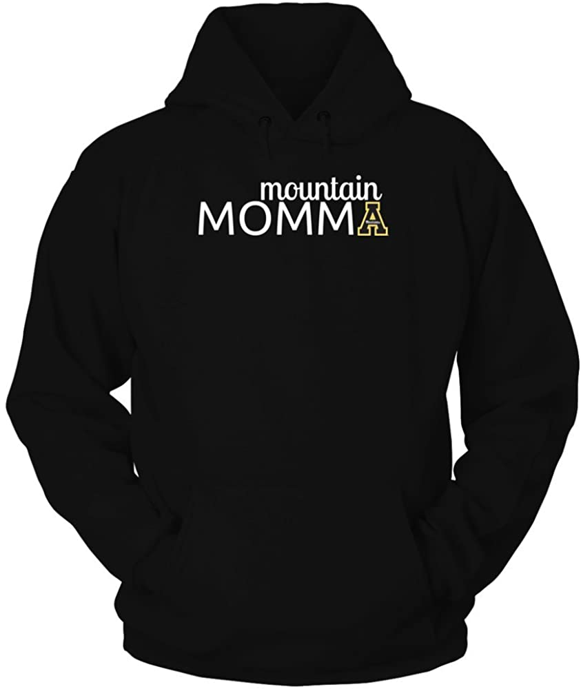 FanPrint Appalachian State Mountaineers Hoodie - Mountain Momma