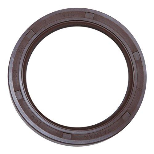 TCM 52X72X8VTF-BX FKM/Carbon Steel Oil Seal, TF Type, 2.047