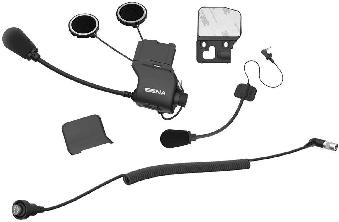 Sena Helmet Clamp Kit Compatible for 10S Communication System