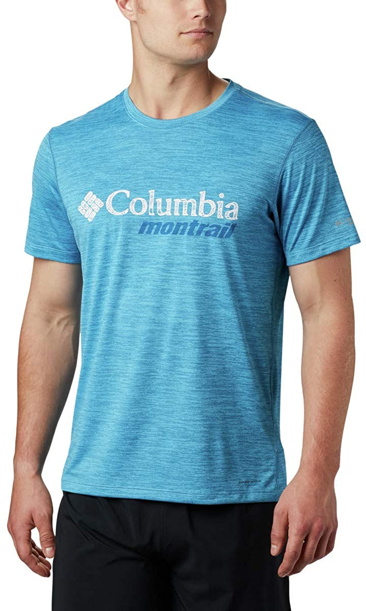 Columbia Mens Trinity Trail Graphic Tee