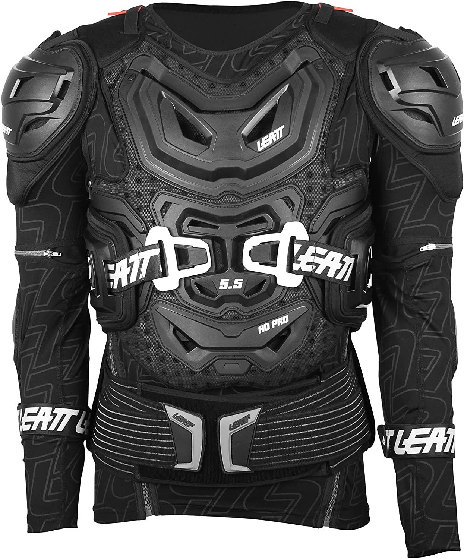 Leatt 5.5 Body Protector (Black, Large/X-Large)