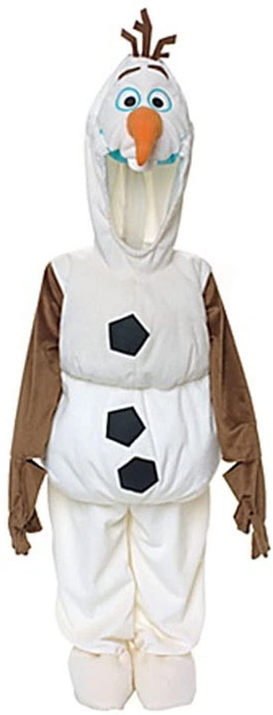 Disney Store Authentic Frozen Olaf Costume Size 4 by Disney Frozen
